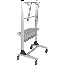 Balt Platinum PlasmaLCD Cart 67 H