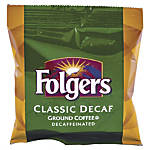 Folgers Decaffeinated Coffee 15 Oz Box