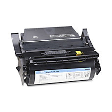 IBM 28P2010 Black Toner Cartridge