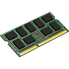 Kingston 4GB Module DDR3L 1600MHz Server