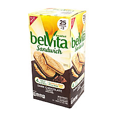 Belvita Dark Chocolate Cr me Breakfast