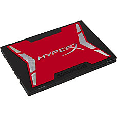 Kingston HyperX Savage 120 GB 25