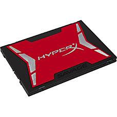 Kingston HyperX Savage 240 GB 25