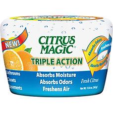 Citrus Magic Triple Action 1280 oz
