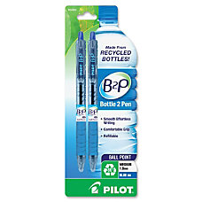 Bottle to Pen B2P Recycled Water
