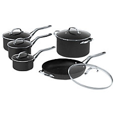 Starfrit The Rock 10 Piece Cookware