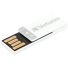 Verbatim 8GB Clip It USB Flash