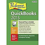 Professor Teaches QuickBooks 2013 Download Version