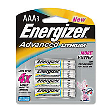 Energizer EA92BP 8 Advanced Lithium General