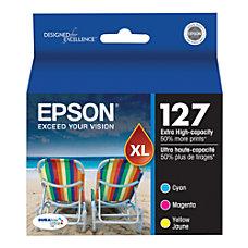 Epson 127 DuraBrite Ultra Tricolor Ink