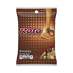 Rolo Chewy Caramels 1 Lb Gold
