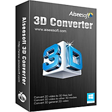Aiseesoft 3D Converter Download Version