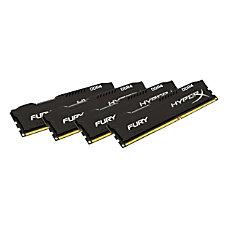 Kingston HyperX FURY Memory Black 32GB