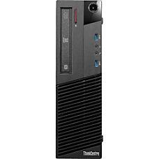 Lenovo ThinkCentre M83 10AM0006US Desktop Computer