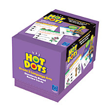 Educational Insights Hot Dots Standards Based