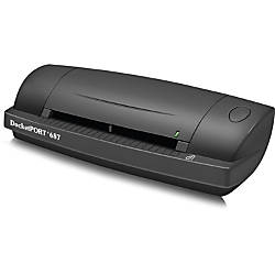 DocketPORT DP687 Card Scanner