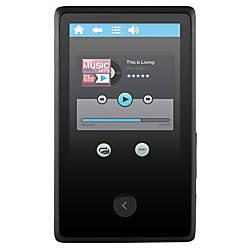 Ematic EM318VID 8 GB Black Flash