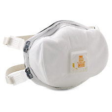 3M Disposable N100 Particulate Respirator Particulate