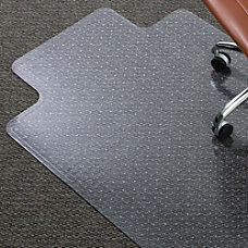 ES Robbins AnchorBar Lipped Chairmat Carpeted