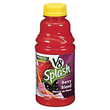 V8 Splash Fruit Juices Berry Blend