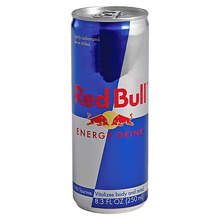 red bull energy drink original 8 3 oz box of 24 by office depot officemax. Black Bedroom Furniture Sets. Home Design Ideas