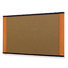 3M Cork Board With Widescreen Style