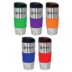 Double Wall Stainless Tumbler 15 Oz