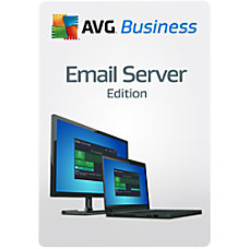 AVG Antivirus Email Server 1 Year