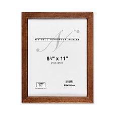 Nu Dell Solid Oak Hardwood Frame