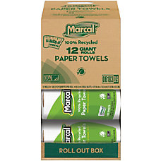 Marcal 100percent Recycled U size it
