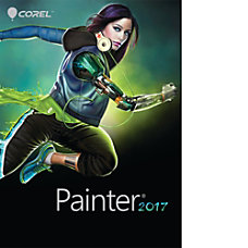 Corel Painter 2017 Upgrade Download Version