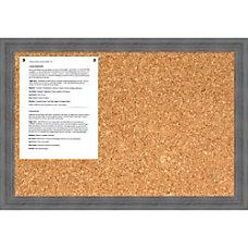 Amanti Art Dixie Rustic Cork Bulletin