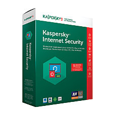 Kaspersky Total Security 2017 For 3