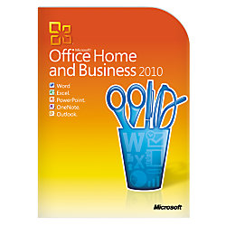 microsoft office home and business 2010 traditional disc