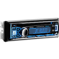 Boss Audio 762BRGB Single DIN CDMP3
