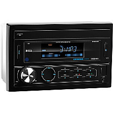 Boss Audio 812UAB Double DIN MECH