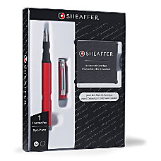 Sheaffer Award Fountain Pen Medium Point