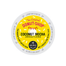 The Original Donut Shop Coconut Mocha