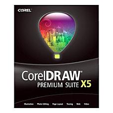 CorelDraw Premium Suite X5 Full Version