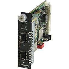 Perle C 10G XTS Media Converter