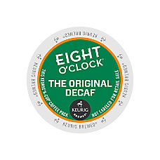 Eight OClock Original Decaf Coffee K