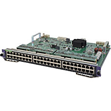 HP 7500 48 port 1000BASE T