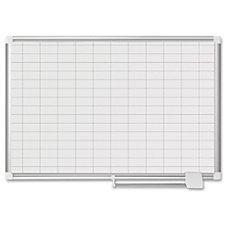 MasterVision 1 x 2 Grid Magnetic