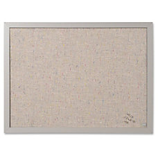 MasterVision Fabric Bulletin Board 18 Height