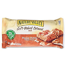 NATURE VALLEY Soft Baked Oatmeal Bars