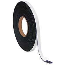 MasterVision Magnetic Tape 1 Width x