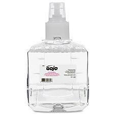 Gojo LTX12 Clear Mild Foam Handwash