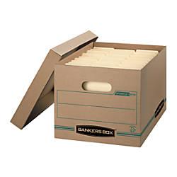 Bankers Box Earth Series STORFILE 100percent