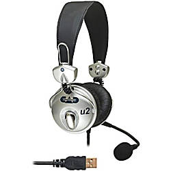 CAD Audio USB Stereo Headphones with