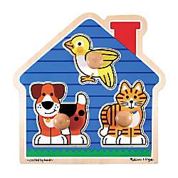 Melissa Doug House Pets 3 Piece